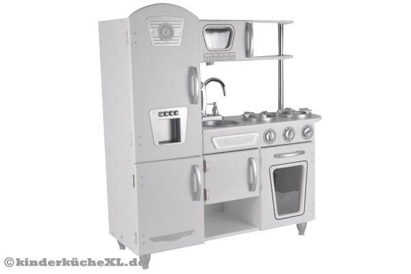 Kidkraft Weiße Vintage Küche | KinderkücheXL.de