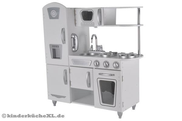 Kidkraft Weiße Vintage Küche   KinderkücheXL.de