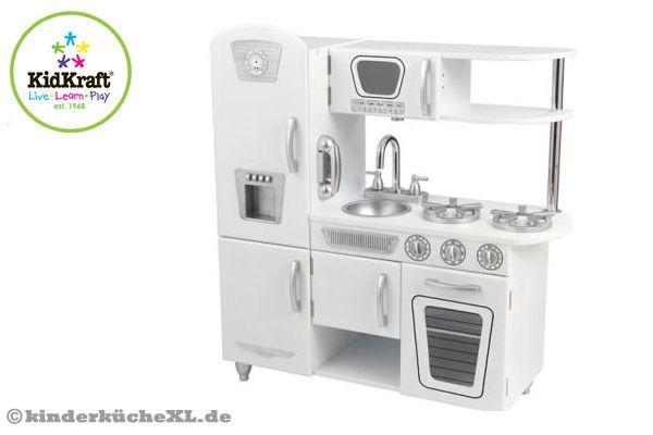 Kidkraft weiße vintage küche kinderküchexl